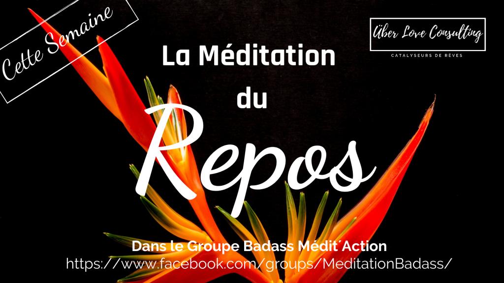 L´Oracle et la Méditation du Repos